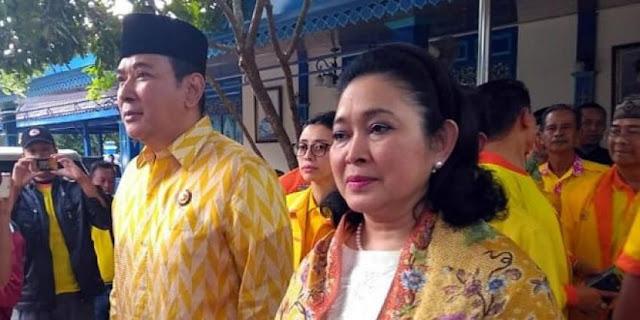 Ini Posisi Tommy dan Titiek Soeharto di Tim Pemenangan Prabowo-Sandi