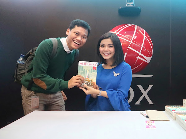 One Fine Day with Merry Riana