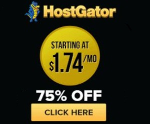 Hostgator Black Friday 75% Off Sale Till Cyber Monday