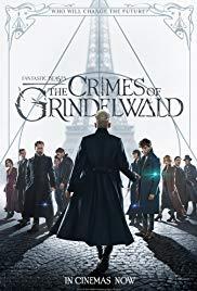Animais Fantásticos - Os Crimes de Grindelwald - Dublado