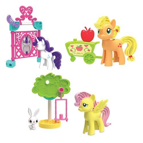 K'NEX My Little Pony Tinkertoy Apple Pickin' Time Building Set