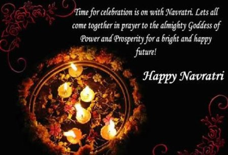Happy Navratri Pictures 9