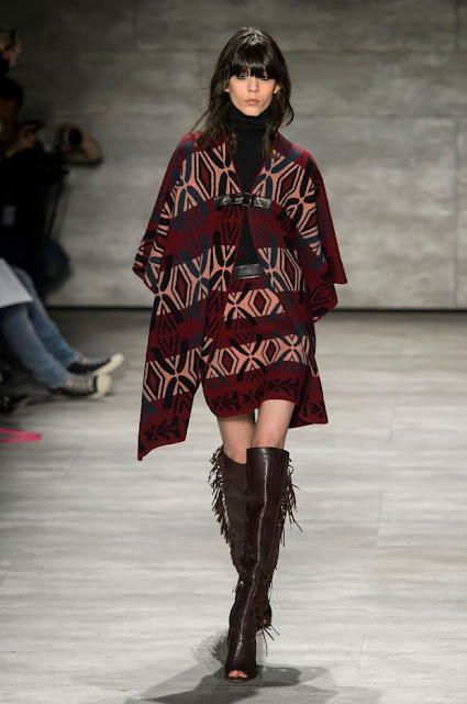 rebecca minkoff autumn winter 2015 2016 marsala
