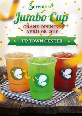 Serenitea Jumbo Cup Opening Promo