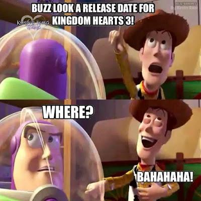 kingdom hearts 3 release date, kingdom hearts 3 switch, kingdom hearts 3 memes funny