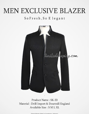 limited shoping sk33_ men exclusive blazer