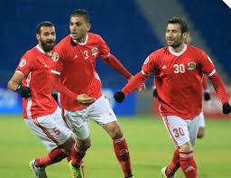 موعد مباراة الجزيرة الاردني والنجمة البحريني اليوم الاثنين 30-04-2019 في مباريات كاس الاتحاد الاسيوي