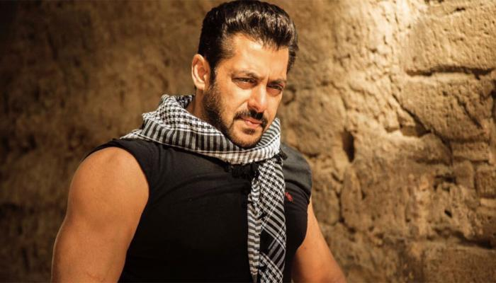 Bollywood Tiger Salman Khan