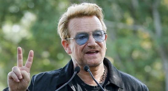 6eef64ef2 «Disse-lhe que tive a sensação de que os abusadores foram mais protegidos  do que os abusados. Vi a dor no seu rosto, julgo que é sincera», afirmou  Bono.