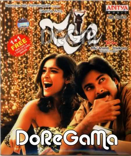Download Jalsa (2008) Telugu Mp3 Songs Free HQ