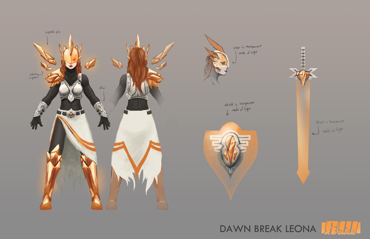 20 Leona Skin Concepts
