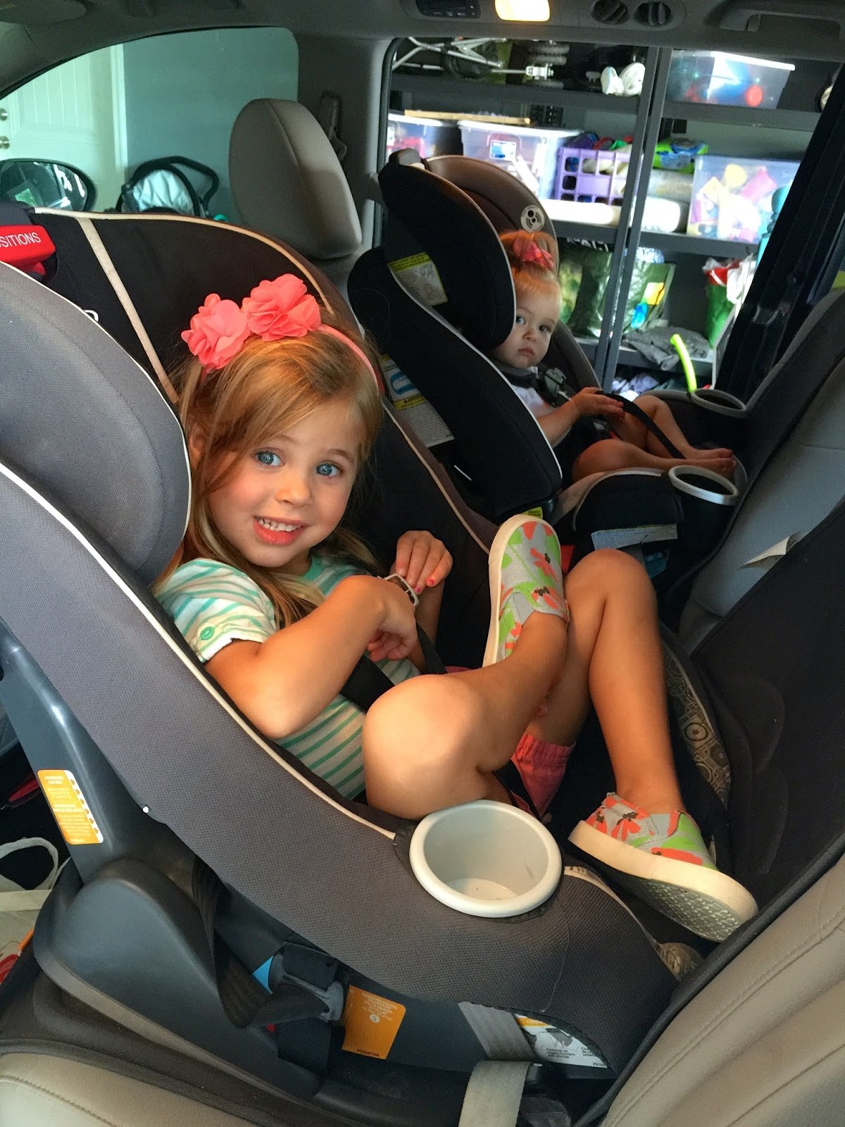 Car Seat Safety: Beyond Age 2 - The Journey of Parenthood...