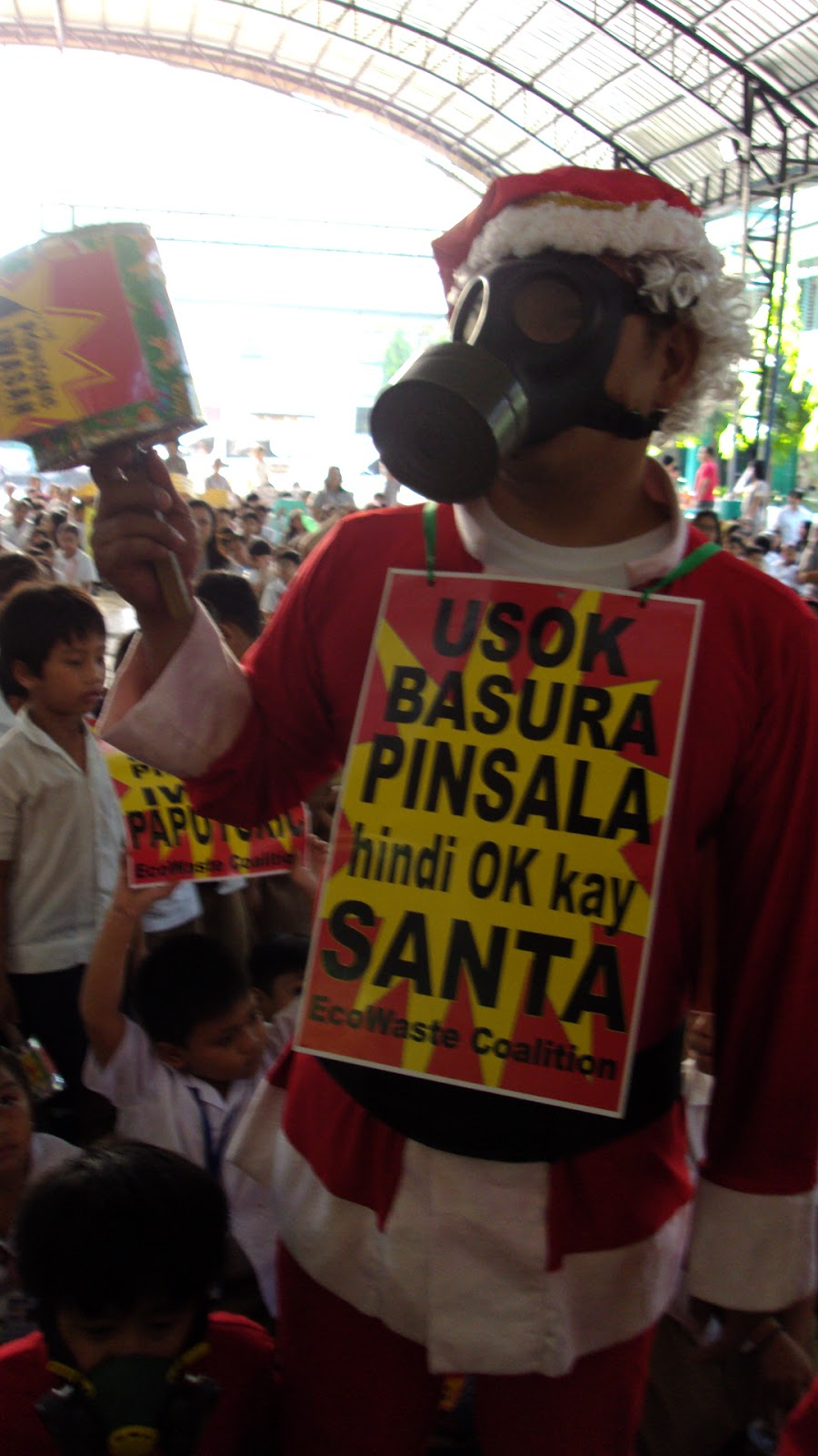 Manila Vendors Defy Ban on Mercury-Loaded Cosmetics – Ecowaste Coalition