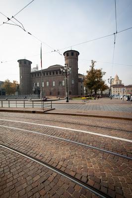 Piazza castello-Torino