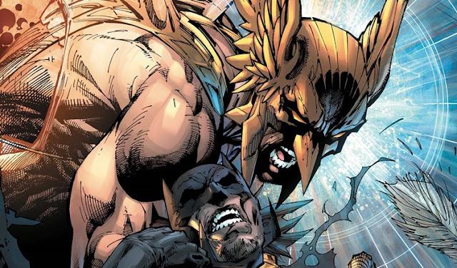 asal-usul hawkman adalah cerita komik, awal mula dan kekuatan hawkman dc comics