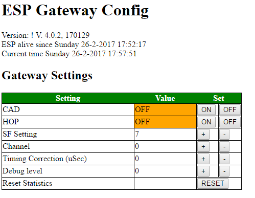 Adventures with Lora: Upgrading the Single Channel Gateway v4 and