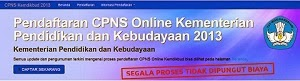 Penerimaan Cpns 2013 Gorontalo Pengumuman Tata Cara Penerimaan Calon Praja Ipdn Institut Pengumuman Cpns Cek Pengumuman Hasil Cpns 2013 Cpns Share The