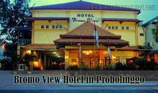 Bromo View Hotel in Probolinggo