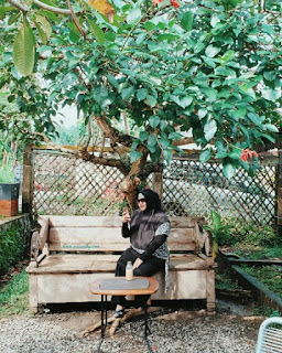 cafe outdoor di jogja
