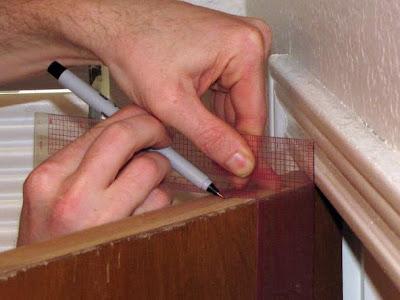 Тайник в двери. Процесс изготовления фото 15