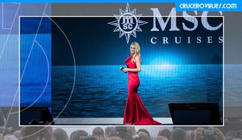 La inauguración de MSC Grandiosa tendrá lugar en Hamburgo y supondrá la entrada en servicio de la clase Meraviglia-Plus