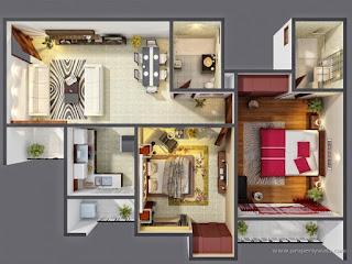 Rencanakan rumah minimalis anda mulai sekarang