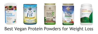 Best Vegan Protein Powders for Weight Loss