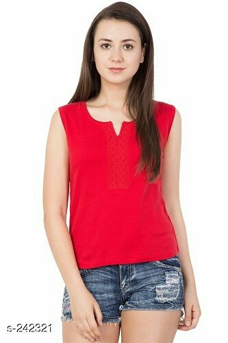 Fashionable Cotton Top