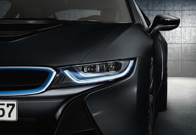 BMW i8 日本