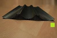 Seite: Amazy Baguette-Backblech – Die antihaftbeschichtete Back-Form zur Herstellung von Baguette und weiteren Gebäcken