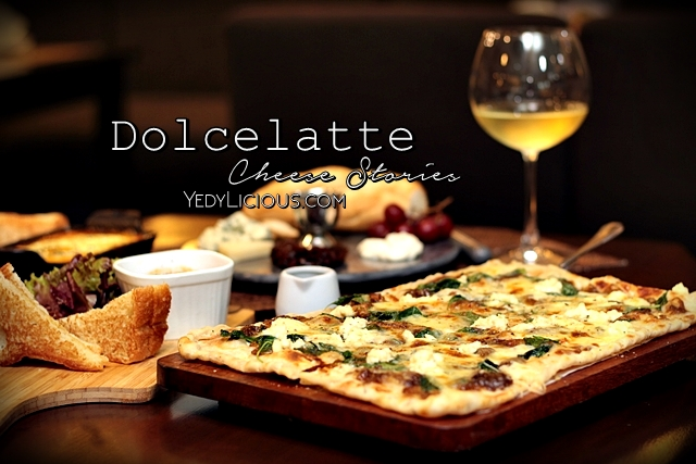 Dolcelatte Quezon Ave. SM Megamall Cheese Stories