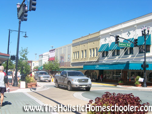 downtown deland