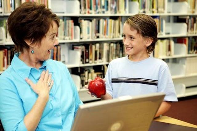 Resultado de imagen de maestra y su alumno