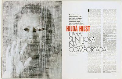 Hilda Hilst - Lírica, Erótica, Densa e Obscena