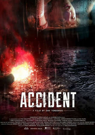 Accident 2017 BRRip 280MB English 480p Watch Online Full Movie Download bolly4u