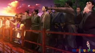 Tần Thời Minh Nguyệt -Bách Bộ Phi Kiếm phần 1