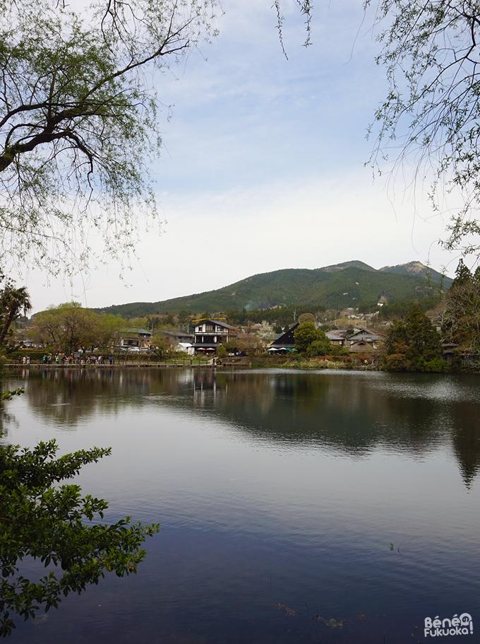 Kinrinko lake, Yufuin