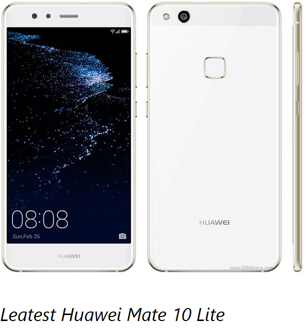 Leatest Huawei P10 Lite Specification