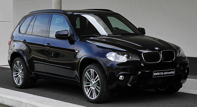 5 Things You Didn't Know about the BMW X5