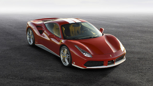"Ferrari 488GTB ""El Schumacher"""