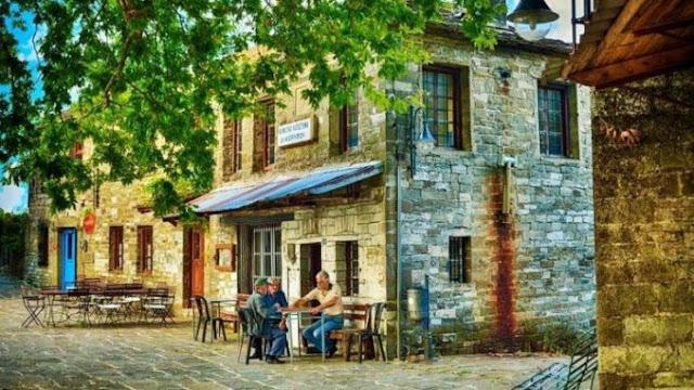 Ο άγνωστος «παράδεισος» της Βόρειας Ελλάδας: Ένα κουκλίστικο χωριό που ελάχιστοι γνωρίζουν