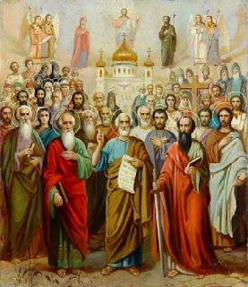 Μνήμη σήμερα, πάντων των Χριστιανών που πέθαναν μαρτυρικά για τη δόξα του Χριστού, από πείνα, δίψα, κρύο και μαχαίρι