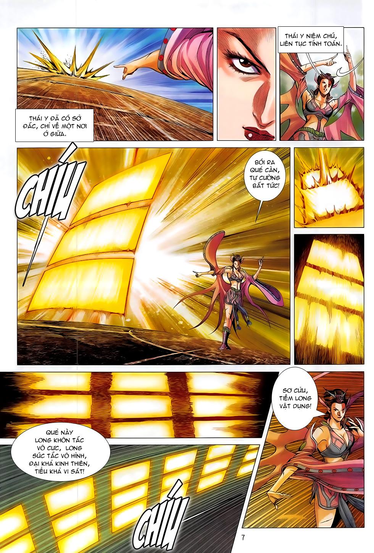 Chiến Phổ chapter 13: trận liệt tại tiền trang 7