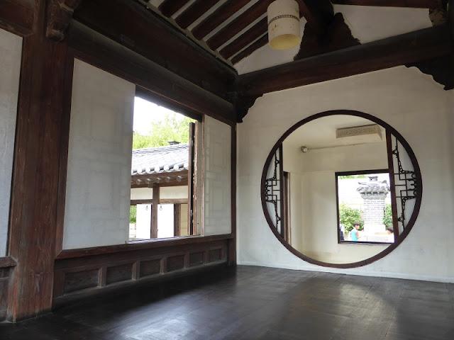 Habitación del Palacio de Changdeokgung