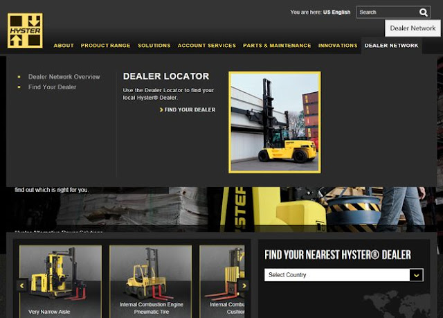 How to Find Right Hyster Forklift Dealers