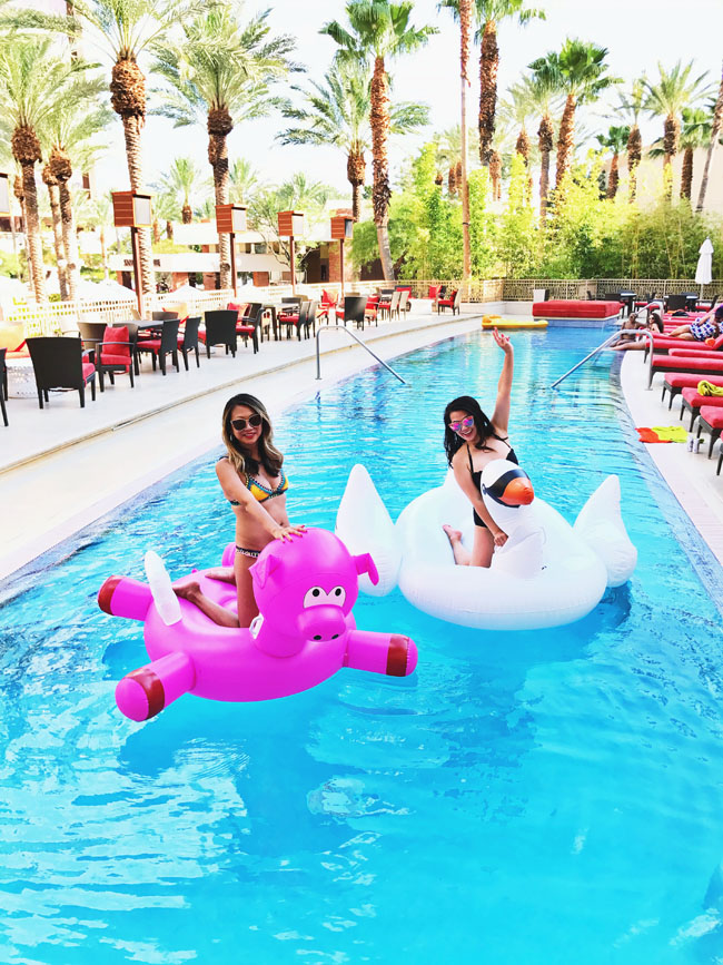 Red Rock Hotel and Casino, Las Vegas Pool