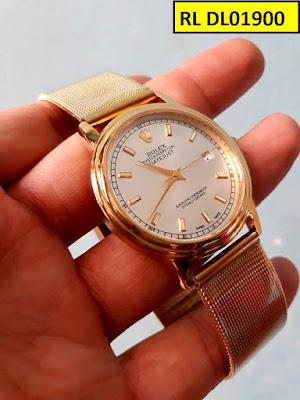 Đồng hồ dây lưới Rolex DL01900