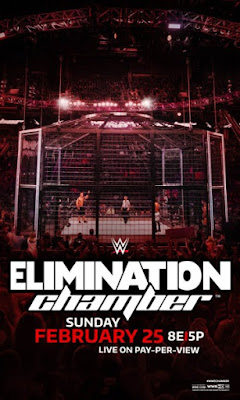 WWE Elimination Chamber 25 02 2018 Custom HDRip Latino 5.1