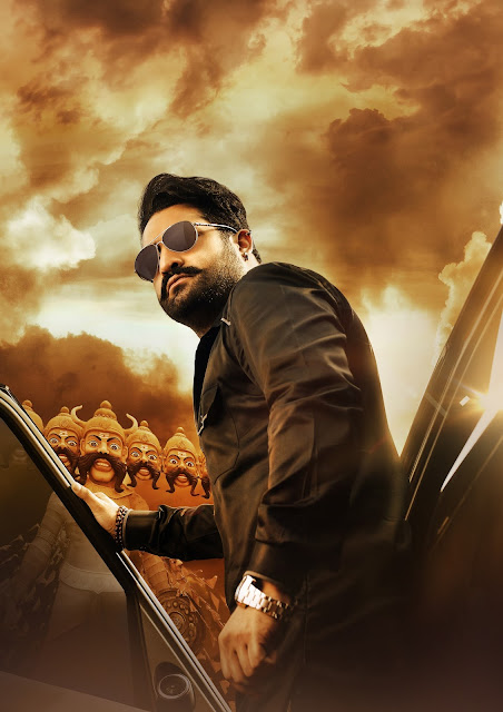 Jai Lava Kusa Movie First Look HD Posters