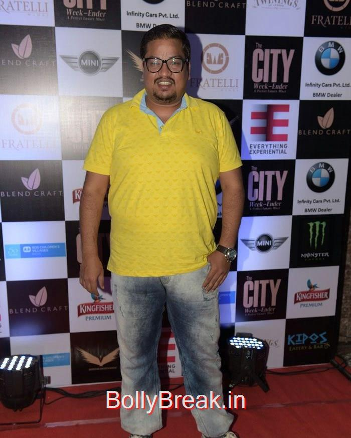 Shakir Shaikh, Shweta Khanduri Teejay Sidhu Hot Pics at The City Week Ender- A Perfect Luxury Mixer Photo Gallery
